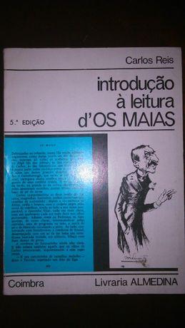 Introdução á leitura Os Maias