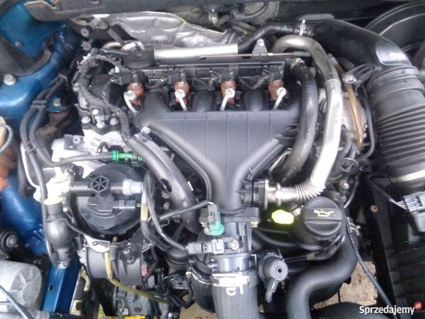 Silnik Volvo Peugeot Ford 2 0 hdi kompletny