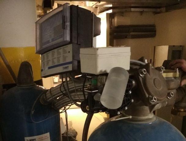 Электронная система контроля для умягчителя воды Rondomat duo 6