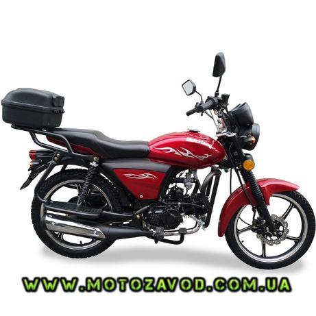 Мотоцикл Alpha (Альфа) 125 куб. Новий! На гарантії з документами 2021