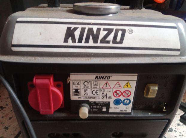 Gerador a gasolina Kinzo