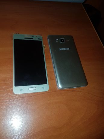 Wyświetlacz + dotyk gold złoty Samsung Galaxy Grand Prime G531 G531F