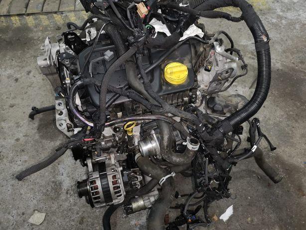 Silnik 1,6 DCI R9M 409 na części
