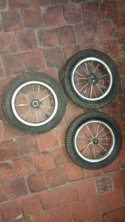 Колеса детской коляски 62-203