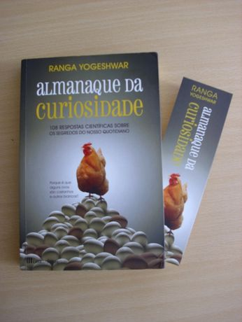 Almanaque da Curiosidade de Ranga Yogeshwar