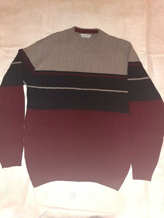Мужской свитер тёплый Константиновка - изображение 1