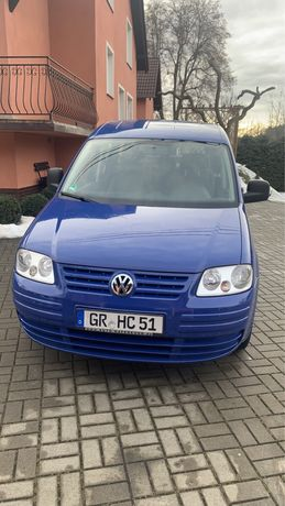 Volkswagen Caddy 1.9TDI 2008
