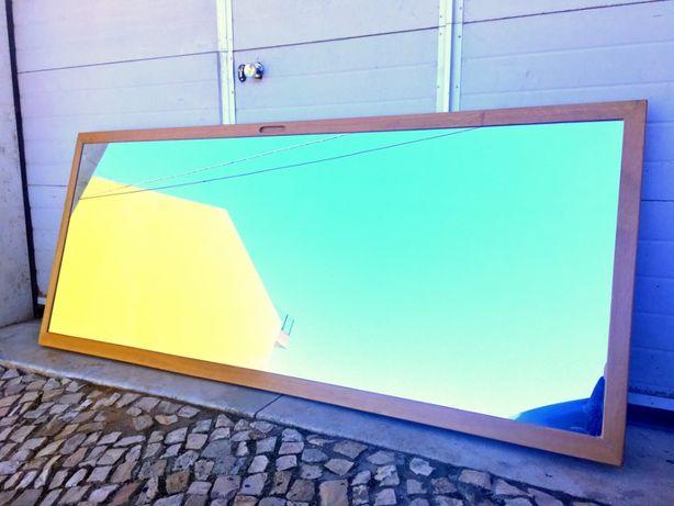 Espelho rectangular horizontal ou vertical 84.5 x 210