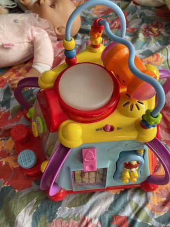 Бизиборд Интерактивная игрушка Hola Toys Маленькая вселенная