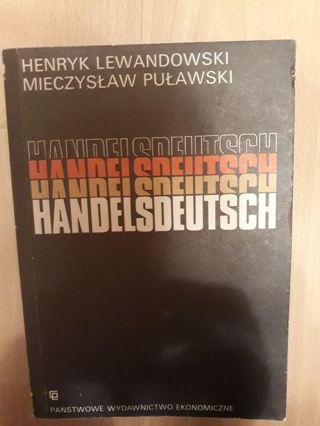Książka Korespondencja handlowa w j.niemieckim