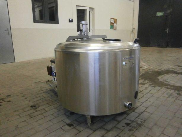 Schładzalnik zbiornik chłodnia do mleka Alfa Laval, 300L 400L 600L