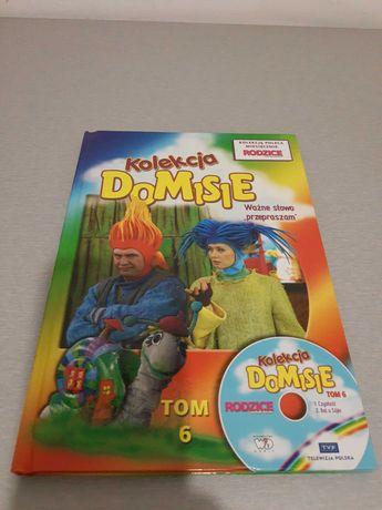 Kolekcja Domisie  tom 6 z płytą