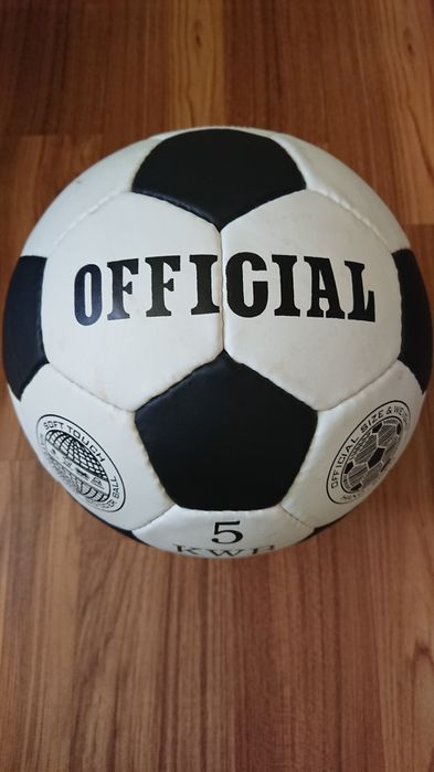 М'яч футбольний (новий) Згораны - изображение 1