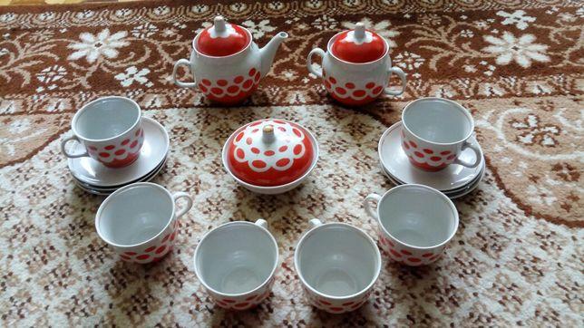Чайный сервиз, СССР