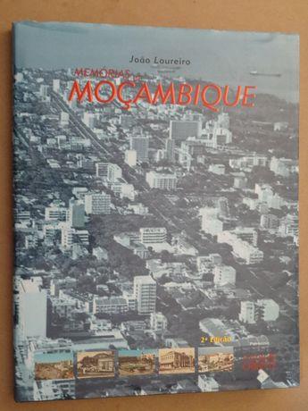 Memórias de Moçambique de João Loureiro