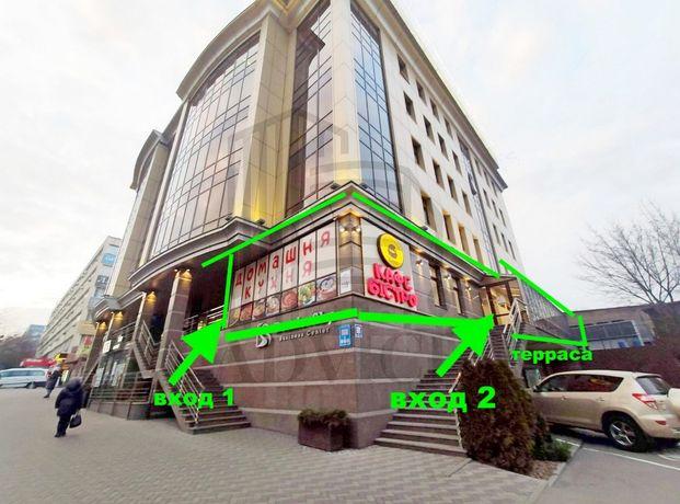 Аренда офиса/шоурума 300м2 (150м2) Фасад, Лобановского, м.Демиевская 5