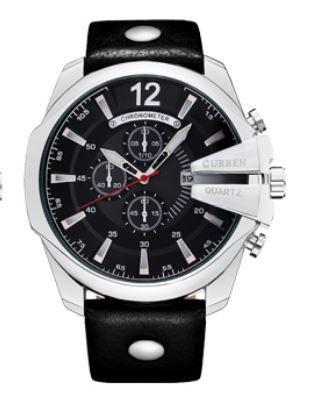 69Nowy Stylowy zegarek firmy Curren,