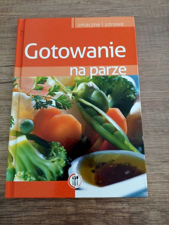 Książka gotowanie na parze