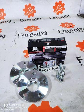 Kit alargadores/ Espaçadores 16mm c/parafusos 5x112