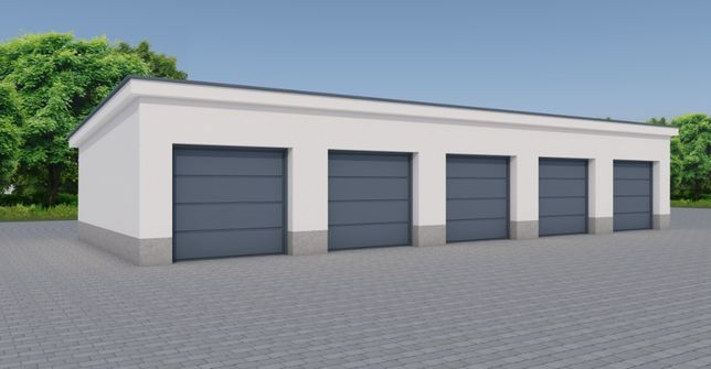 Wynajmę garaże murowane róg ul. Borowcowa/Orkana Chrzanów
