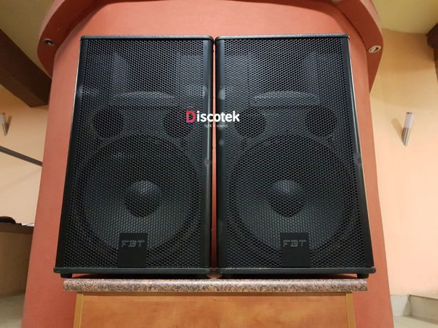 FBT Verve 15A | Kolumny aktywne | 900W | (RCF, Electro-Voice, JBL PRX)
