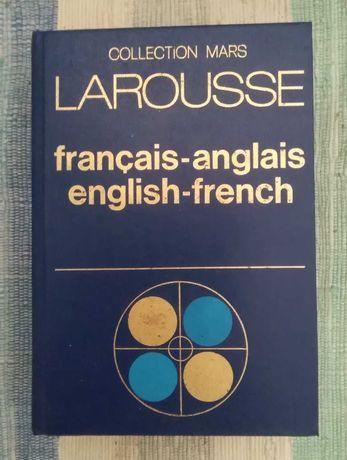 Larousse Français Anglais / francês