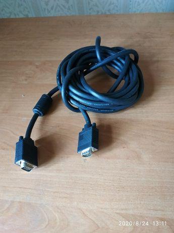 Продам кабели VGA-VGA с ферритовыми фильтрами