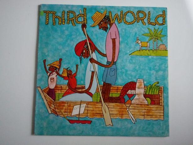 "Płyty winylowe-winyl Third World ""Journey to Addis"" Holland 1978r"
