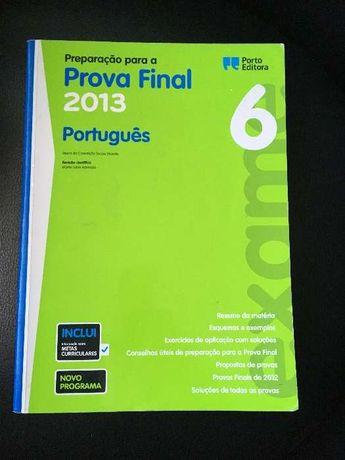 Preparação para a Prova Final de português