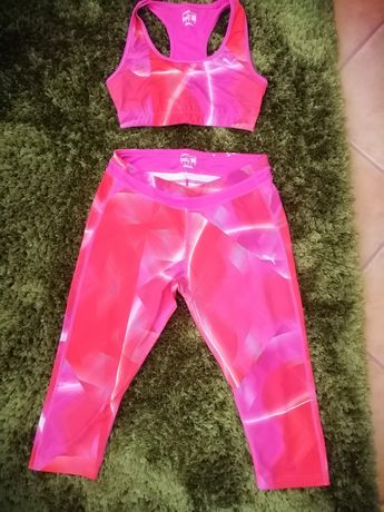 Conjunto puma L pink