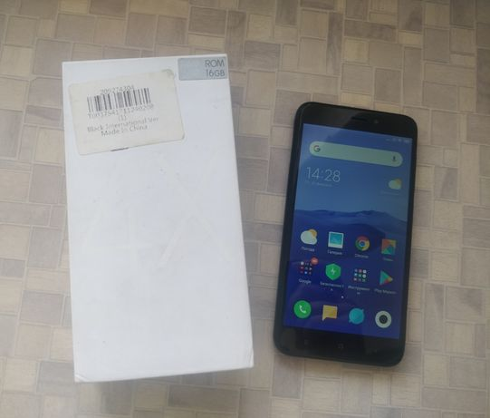 Xiaomi Redmi 4X. 2/16 ГБ.
