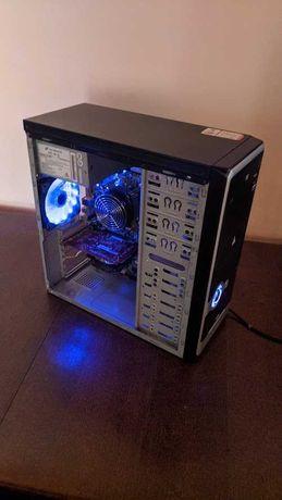 Игровой компьютер i3 2140, видеокарта radeon 8gb ram.