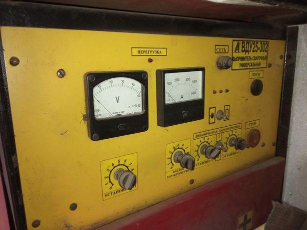 Аппарат сварки п/а, р/д ВДУ 25 - 303А,максильная комплектация (ТОРГ)