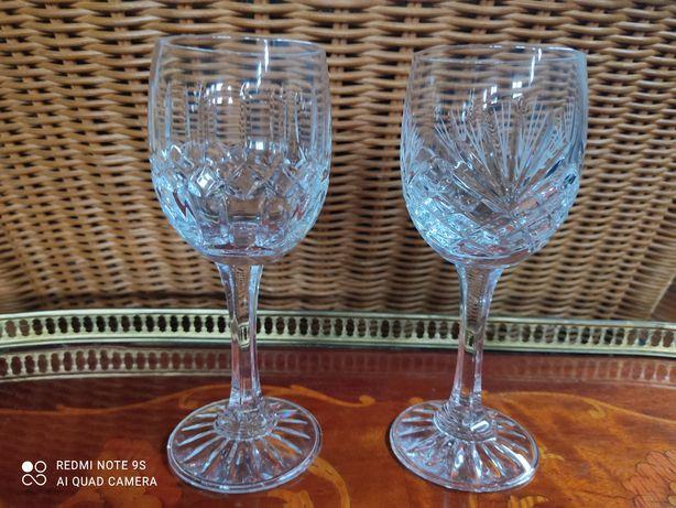 Kieliszki Kryształowe do wina 170 ml dwa rodzaje