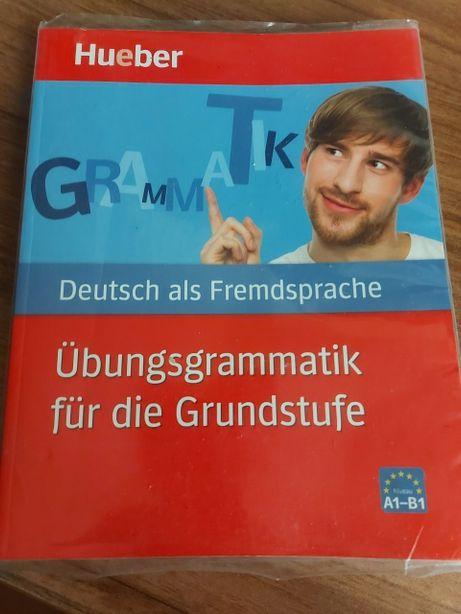 Übungsgrammatik für Grundstufe. A1-B1. Hueber