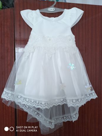 Платье для утренников