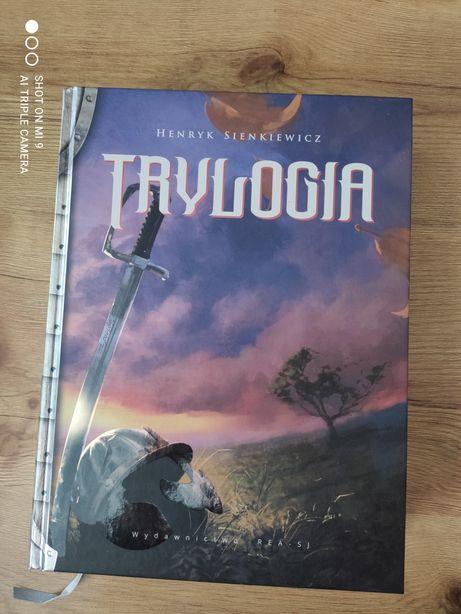 Trylogia H. Sienkiewicza wydanie ozdobne