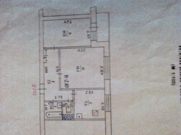 Продаю свою 2-х комнатную квартиру микрорайон Молодежный 3