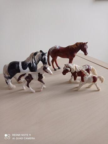 Konie schleich figurki