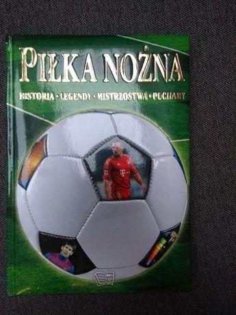 """NOWY Album """"Piłka nożna.Historia,legendy,mistrzostwa,puchary"""" WYSYŁKA"""