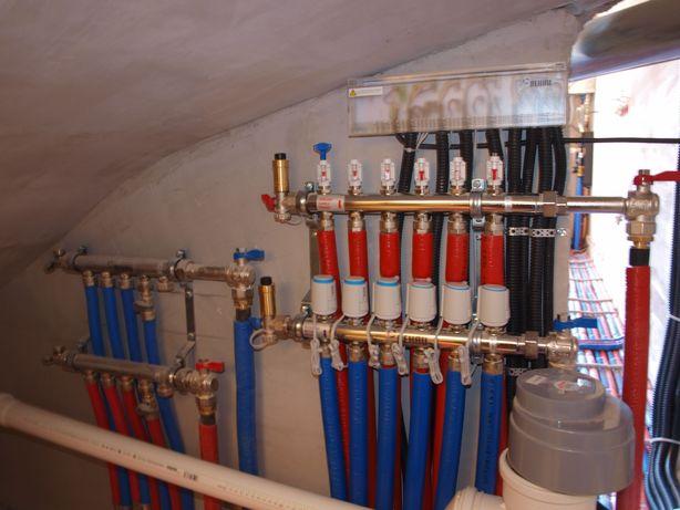 Отопление Водоснабжение - Сантехработы