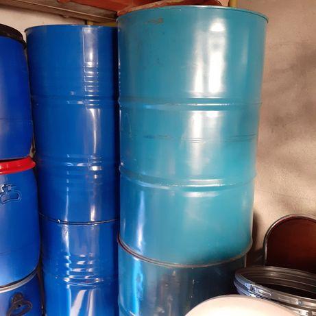 Bidons de chapa de 200 litros