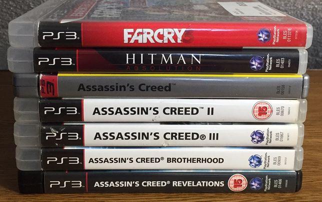Jogos para PS3 a vários preços LER DESCRIÇÃO