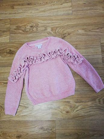 6-7 лет свитер свитшот реглан на девочку 6-7 лет