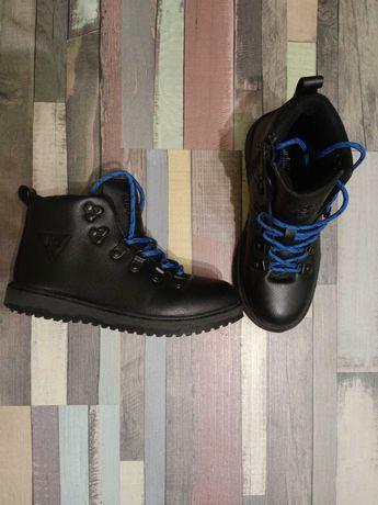 Buty chłopięce zimowe 34