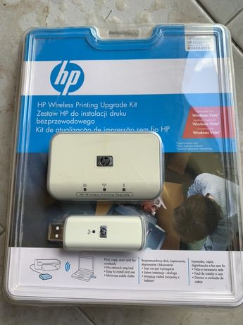 HP Wireless printing upgrade nunca usado