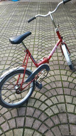 Rower składak Wigry