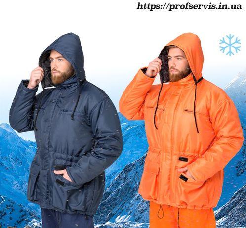 Спецодежда Зимняя куртка Рабочая зимняя куртка Зимняя спецодежда