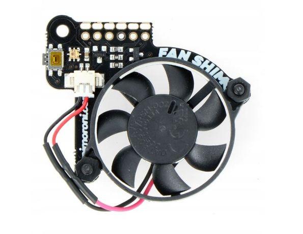 Fan Shim Wentylator do Raspberry Pi 4B/3B+/3B/2B