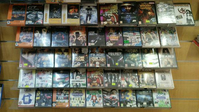 Vários jogos PC